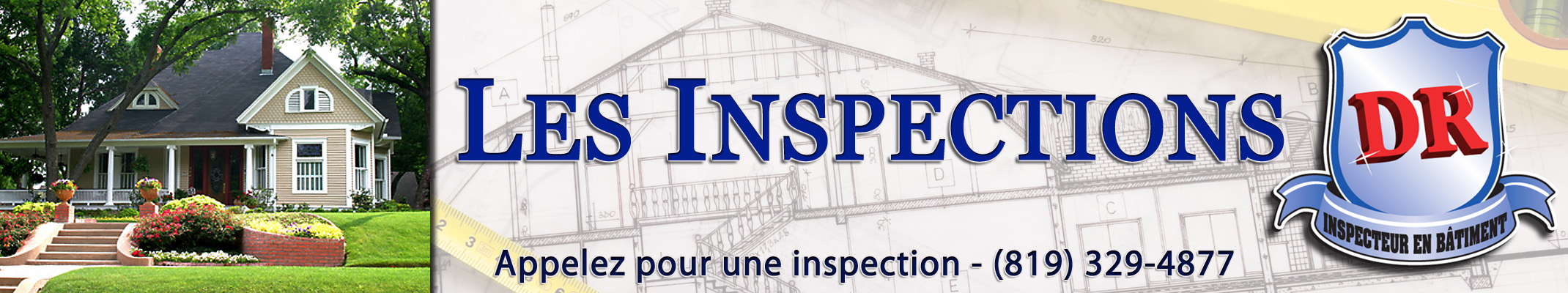 DR Home Inspections-Banner